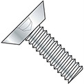 Flat Undercut Head Machine Screws