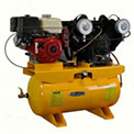 Gas Powered Air Compressors