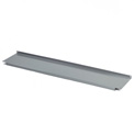 "72""W x 15""D Lower Shelf for Workbenches-Gray"