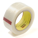 "3M™ 371 Carton Sealing Tape 2"" x 110 Yds. 1.8 Mil Clear - Pkg Qty 36"