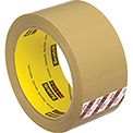"3M Carton Sealing Tape 373 2"" x 55 Yds 2.5 Mil Tan - Pkg Qty 36"