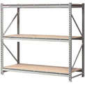 "Extra High Capacity Bulk Rack With Wood Decking 60""W x 48""D x72""H Starter"
