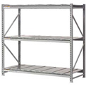 "Extra High Capacity Bulk Rack With Steel Decking 60""W x 24""D x 120""H Starter"