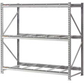 "Extra High Capacity Bulk Rack Without Decking 60""W x 48""D x 96""H Starter"