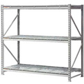 "Extra High Capacity Bulk Rack With Wire Decking 96""W x 36""D x 72""H Starter"
