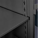 Lyon Storage Cabinet Additional Shelf KK10581  - 48x24 - Black