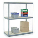 """Additional Level For Wide Span Rack 72""""W x 48""""D Wood Deck 900 Lb Capacity"""