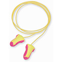 Laser Lite Earplugs With Cord - Hearing Protection