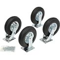 """8"""" Pneumatic Casters for Rubbermaid® TradeMaster® Mobile Workcenter"""