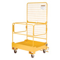 Global™ Fold Down Forklift Work Maintenance Platform 37 x 37