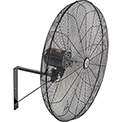 "TPI 30"" Wall Mount Fan, Non Oscillating CACU 30-W 1/4 HP 6,000 CFM 1 PH"
