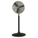 TPI ACU20P,20 Inch Pedestal Fan Non-Oscillating 2-Speed 1-Phase 120V 1/4 HP