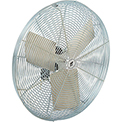 TPI IHP24H,24 Inch Fan Head Non Oscillating 1/3 HP 4300 CFM