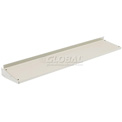 """60""""W Cantilever Shelf For Uprights- Tan"""