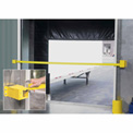 Retractable Dock Door Safety Strap