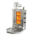 Axis Vertical Broiler - 3 Burner