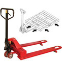 Wesco® 4-Way Pallet Truck 273400 4000 Lb. Capacity