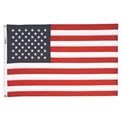 4 x 6' Tough-Tex® US Flag with Sewn Stripes & Embroidered Stars