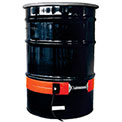 Briskheat Silicone Rubber 55 Gallon Steel Drum Heater 120V