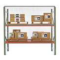 Husky RGW08000-04000 - 8' x 4' Wire Mesh Pallet Rack Guard