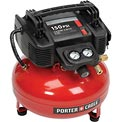 Porter Cable C2002-WK, 6 Gal. Oil-Free Pancake Compressor, 13-PC Accessory Kit