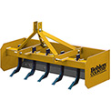 Behlen Country 5' Heavy Duty Box Blade Tractor Attachment 80111100 5 Shank Category 1