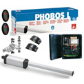 BFT® R93524500001 Phobos BT L Kit Single Gate with FL130B Photocells
