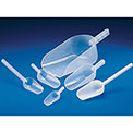 Bel-Art F36749-0000 Polypropylene Scoops, 2.5 oz. Capacity, 12/PK - Pkg Qty 6