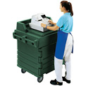 Cambro KWS40519 - Work Station, Green