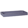 "Edsal Extra Shelf for 500-Lb. Capacity Carts - 30""Wx16""D"