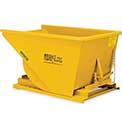 "Mccullough Wright Extra Heavy-Duty Hoppers - -3/16"" (7-Gauge) Sides With -3/4"" Base"