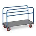 "Little Giant Panel Trucks With Removable Uprights - 60""Lx30""W Deck"