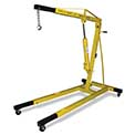 Vestil Mobile Crane With Adjustable-Length Legs