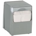 Dispense-Rite® Tabletop Low Fold Napkin Dispenser - 2 Sided