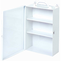 First Aid Cabinet - 10-1/4x4-5/8x14-3/4