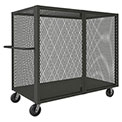 Durham Mfg® Clearview Mesh Security Truck HTL-3048-DD-95 48x30