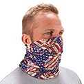 Ergodyne CORE Performance Work Wear™ 6485 Multi-Band, Stars/Stripes, One Size - Pkg Qty 6