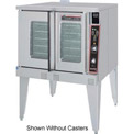 Electric Convection Oven 208V 1 Phase w/ Casters