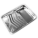 """9"""" Metal Paint Roller Tray - PT09030"""