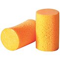 FirmFit™ Uncorded Disposable Earplugs, PVC Foam, Orange, 30 dB, 200 Pairs