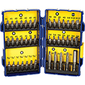 40 Pc. Screwdriver Bit Set-Fastener Drive Tool Set-40 Pc.