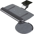Myriad Jr. Keyboard & Mouse Tray w/ Value Swivel Arm