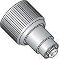 8-32 x .440 x .250 Retractable Captive Panel Fastener Flare In Style Natural - Pkg of 20