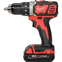 "Milwaukee® 2606-22CT M18™ 1/2"" Cordless Compact Drill/Driver Kit"