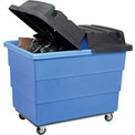 Rubbermaid® 4617-00 Optional Dome Lid for Plastic Utility Truck