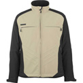 Mascot® Workwear Dresden Softshell Jacket Light Khaki/Black, XL