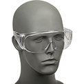 Ovrg™ Economical Clear Safety Glasses, Safety Works 817691