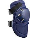 Value Contoured Hard Cap Knee Pads, 1 Pair, Blue