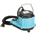 Little Giant 506158 6-CIA Submersible Sump Pump - 8'L Cord