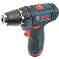 "BOSCH® 12V Max Lithium Ion 3/8"" Drill/Driver"